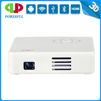 China newest mini projector for smartphones iphone and Android phone mini projector for mobile phone