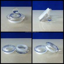 Airtight glass lids