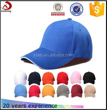 Polo Style Curved Visor Washed Cotton Plain Baseball Cap Blank Solid colors
