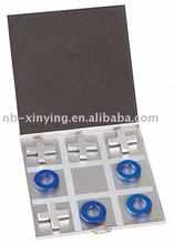 Magnetic TIC-TACT-TOE Chess Game for travel