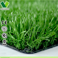 Natural Looking Synthetic Grass Carpet For Leisure