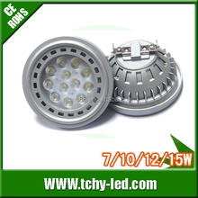 NEW ARRIVAL! sharp replacement 12v led ar111 spot gu10 high quality led chips led ar111 for commercial lighting