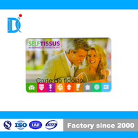 Self Tissus Service Card,Self Tissus ad Card
