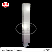 Paper lamp shades for floor stand lamps of living room decoration