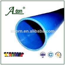 de silicona de pared delgada tubo de goma