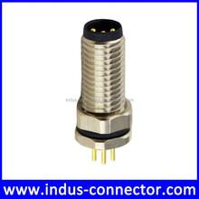Front mount sensor m8 3 pole connector