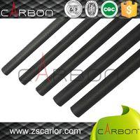 ZhongShan Carbon Aircraft Material of High Quality Carbon Fiber Tube