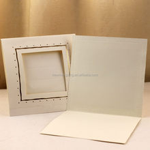 Best quality hot-sale high end wedding cards