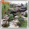 2015 a wide range of factory prices fake slate landscape rock for garden decor