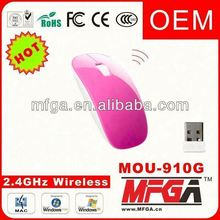 2014 HOT slim bluetooth mouse