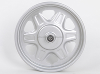 ELECTRIC TRICYCLE PARTS STEEL RIMS 400-12 375-12