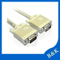 Brazil market standard vga cable for sports studium