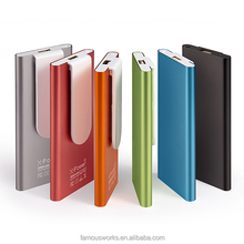 Hot selling ultra slim portable powerbank for mobile phone