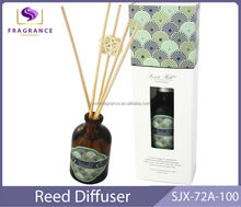 wholesale fragrance and perfume decorative aroma reed diffuser aroma home diffuser