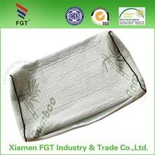 latex pillow with bamboo fiber cover massage for good health