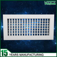 Aluminum sheet profiles adjustable air grille hvac diffuser sizing