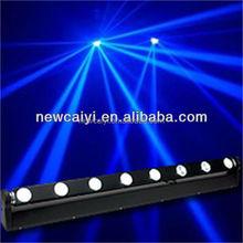 8PCS*5W strip club lights for mobil stage