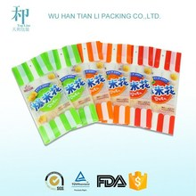 Alibaba China Custom Printing Clear Bags Popcorn Packaging