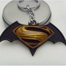 Batman V Superman Dawn of Justice Symbol Chain Necklace for Men