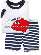 wholesale baby pajamas, 2013 LATEST summer pajamas