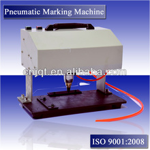 Jinan portable pneumatic metal dataplate marking systems(connect PC)