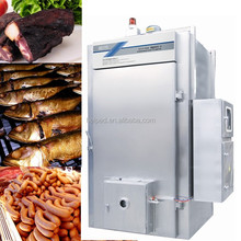 Smokehouse oven for smoking sausage/chicken/beef/fish