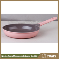 New Design 28cm Aluminum as seen on tv non-stick fry pan