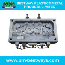 Dongguan precision plastic mold factory injection mold processing mould co-packer Plastic injection molding processing