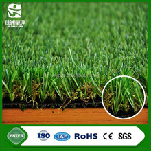Wuxi manufacturer PE+PP Material landscaping artificial grass for home garden