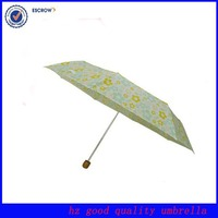 9 years factory China manufacturer umbrella parts/umbrella 5 fold