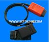 16Pin USB Connector Assembled J1962 OBD Cable,ELM327 Diagnostic Cable