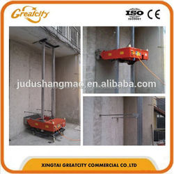 Save Cost Auto Wall Rendering Machine, India Wall Plastering Machine, Auto Wall Rendering Machine Price