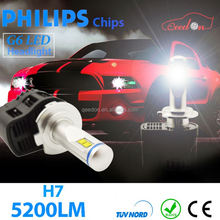 Qeedon functional car led h4 hi lo 4x4 off road accessories headlight