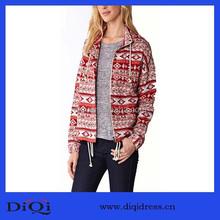 Women classic fashion jacket southwest draw string short jacket fashion cargo jacket