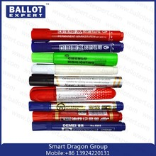 silver nitrate nontoxic indelible ink pens for election