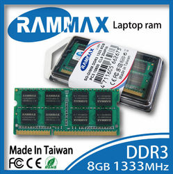 laptop ddr3 8gb ram memory 1333/1600 bus memory ram ddr3 8gb for 3g phablet tablet pc