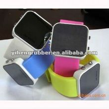 girls silicone watch,cheap sport silicone watches geneva watches,big dial watch