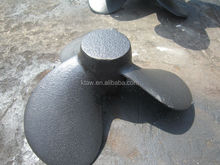 OEM Gray iron & ductile iron Casting /Propeller