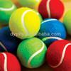 standard size colorful shoot tennis balls for gun, launcher