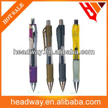 New Retractable glitter color rainbow gel ink pen
