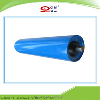 conveyor carrying roller with frame passed BV certificate