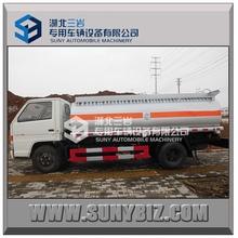 5M3 petrol tanker truck JMC mini small oil truck