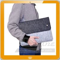 Wool Felt Laptop Sleeve Case Computer Bag Cover