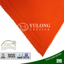 Bright color Poly/cotton high vis fabric for sale used in industry workwear