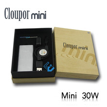 Subtank mini Mate !! 30w mod mini size wholesale price cloupor mini 30w vv/vw mode box mod