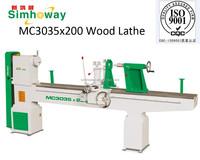 MC3035x200 Lathe for Used Wood