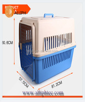 ECO friendly Airline Plastic Pet Dog Cage