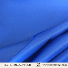 100% Polyester 58/60'' Plain Dyed Micro Peach Skin Fabric for Garment