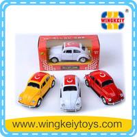 1:32 metal model car Pull Back Vehicle Turkey die cast model car