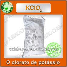 99,5% Anti-aglomerante KCLO3 clorato de potássio Comprar